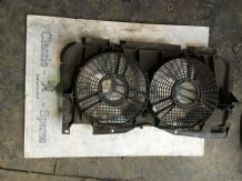 peugeot 205 1.6 / 1.9 gti cooling fan housing Bare no Fans